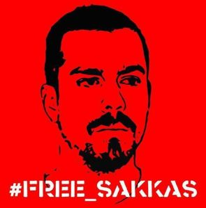 #Free_Sakkas - on hunger strike since June 4th