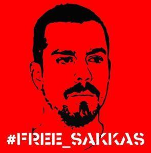 #Free_Sakkas - on hunger strike since June 4th